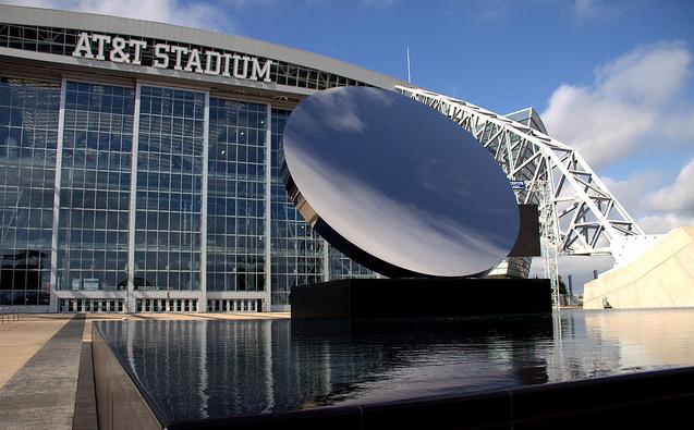 Dallas Cowboys Fans Can Ride Autonomous Shuttles Outside ...